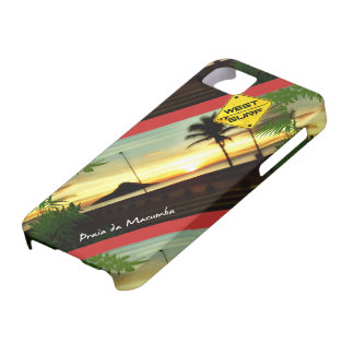 Coque Barely There iPhone 5 Couche iPhone 5 Plage Macumba