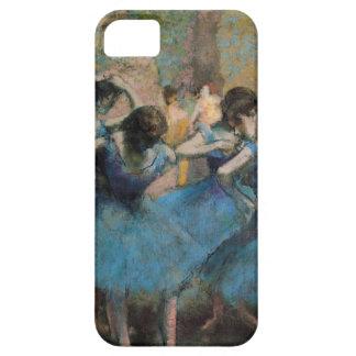 Coque Barely There iPhone 5 Danseurs d'Edgar Degas | dans le bleu, 1890