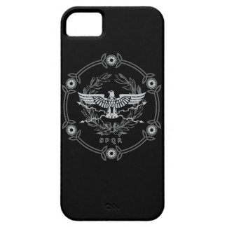 Coque Barely There iPhone 5 Emblème d'empire romain