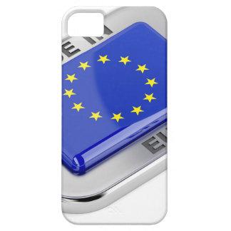 Coque Barely There iPhone 5 Fait dans l'Union européenne