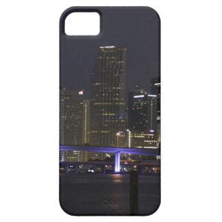 Coque Barely There iPhone 5 Horizon de nuit de Miami