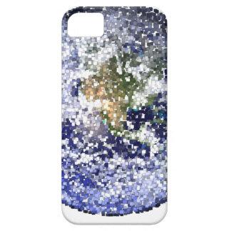 Coque Barely There iPhone 5 la terre de cube