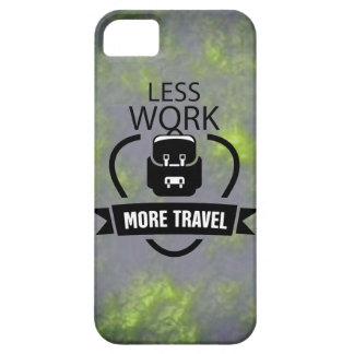 Coque Barely There iPhone 5 Moins de travail plus de couverture mobile de