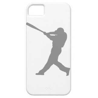 Coque Barely There iPhone 5 Pâte lisse de base-ball