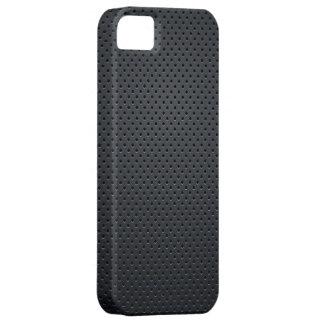 Coque Barely There iPhone 5 polymère Carbone-fibre-renforcé