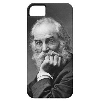Coque Barely There iPhone 5 Portrait de poète américain Walt Whitman