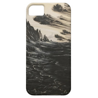 Coque Barely There iPhone 5 Rivage volcanique