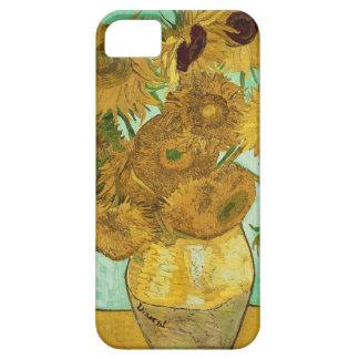 Coque Barely There iPhone 5 Tournesols de Vincent van Gogh |, 1888
