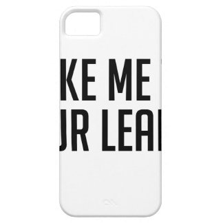 Coque Barely There iPhone 5 Votre chef