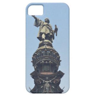 Coque Barely There iPhone 5 Voyagent le monde - Columbus précisant à la mer