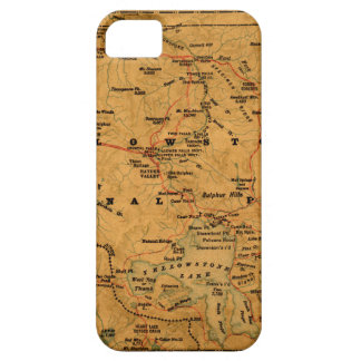 Coque Barely There iPhone 5 Yellowstone 1880