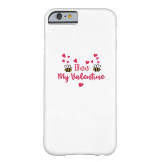 Coque Barely There iPhone 6 Abeille mes couples de Valentine - jour de