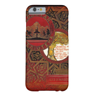 Coque Barely There iPhone 6 Alice au pays des merveilles comportant 'le