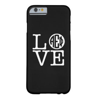Coque Barely There iPhone 6 Alpha amour epsilon du phi |