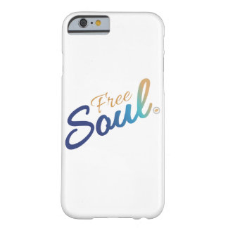 Coque Barely There iPhone 6 Âme libre - caisse blanche de l'iPhone 6