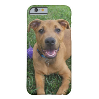 Coque Barely There iPhone 6 Amour de chiot