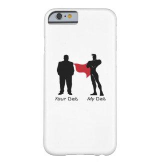 Coque Barely There iPhone 6 Amour superbe drôle de papa votre papa mon père