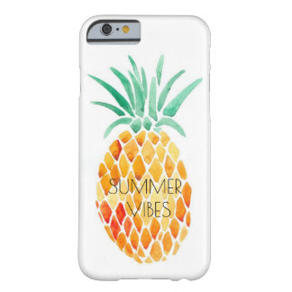 COQUE BARELY THERE iPhone 6 ANANAS - VIBRAPHONE D'ÉTÉ