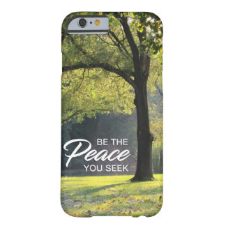 Coque Barely There iPhone 6 Arbre paisible