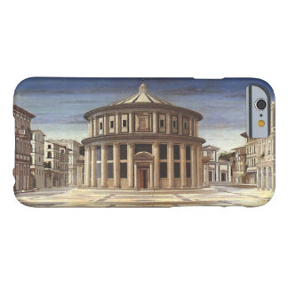 Coque Barely There iPhone 6 Architecte IDÉAL de la Renaissance de VILLE