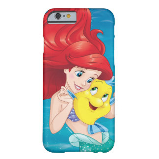 Coque Barely There iPhone 6 Ariel | font l'heure pour des amis