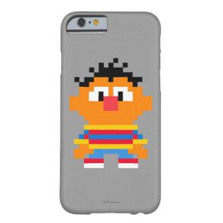 Coque Barely There iPhone 6 Art de pixel d'Ernie