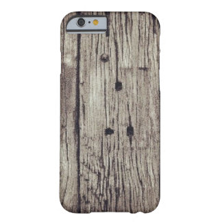 Coque Barely There iPhone 6 Barnwood