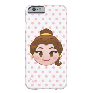 Coque Barely There iPhone 6 Beauté et la belle d'Emoji | de bête