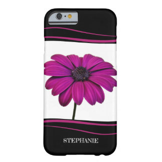Coque Barely There iPhone 6 Belle marguerite rose