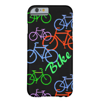 Coque Barely There iPhone 6 Bicyclette lumineuse