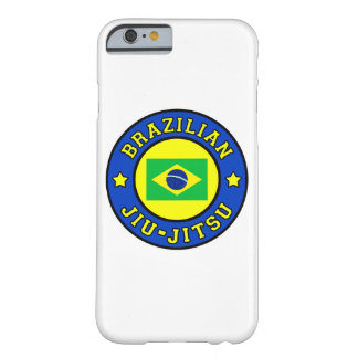 Coque Barely There iPhone 6 Brésilien Jiu Jitsu