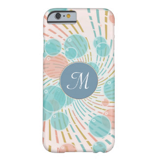 Coque Barely There iPhone 6 Bulles