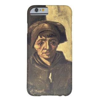 Coque Barely There iPhone 6 Buste de Vincent van Gogh | d'un paysan, 1884
