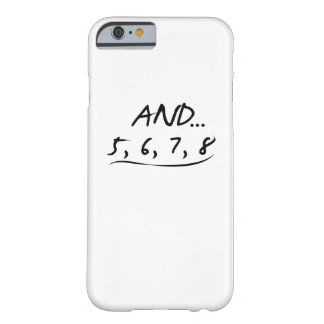 Coque Barely There iPhone 6 Cadeau drôle de professeur de danse et 5 6 7 danse