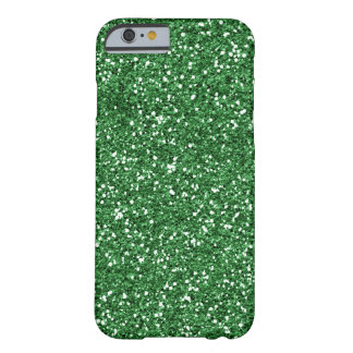 Coque Barely There iPhone 6 caisse verte de l'iPhone 6 de parties