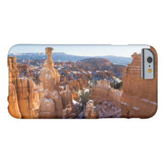 Coque Barely There iPhone 6 Canyon de Bryce, le marteau du Thor