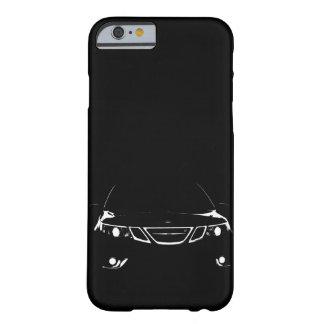 Coque Barely There iPhone 6 Cas aérien de Saab IPhone 5