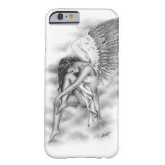 Coque Barely There iPhone 6 Cas aigre-doux de téléphone d'ange