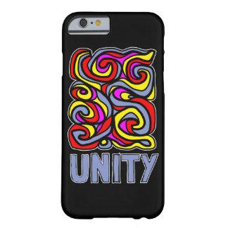 """Coque Barely There iPhone 6 Cas brillant de téléphone de """"unité"""""""