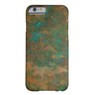 Coque Barely There iPhone 6 Cas de cuivre de l'iphone 6