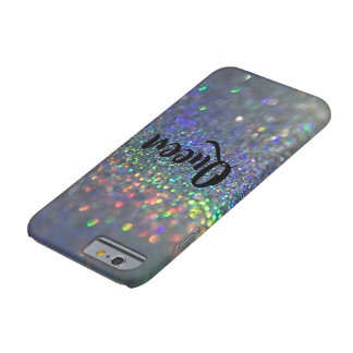 Coque Barely There iPhone 6 Cas de la Reine