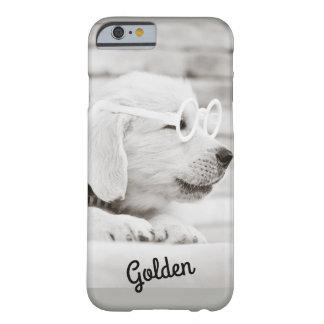 Coque Barely There iPhone 6 Cas de l'iPhone 6/6S de golden retriever
