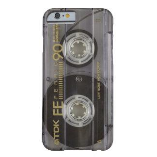 Coque Barely There iPhone 6 Cas de regard réaliste de téléphone portable de