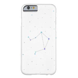 Coque Barely There iPhone 6 Cas de téléphone de constellation de Balance
