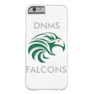Coque Barely There iPhone 6 Cas de téléphone de fierté de faucon