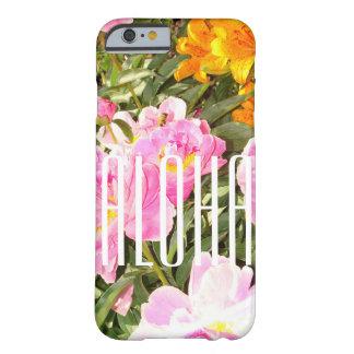 Coque Barely There iPhone 6 Cas de téléphone de fleur d'Hawaï Aloha