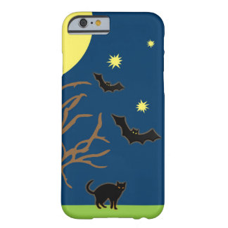 Coque Barely There iPhone 6 Cas de téléphone de Halloween