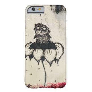 Coque Barely There iPhone 6 Cas de téléphone de hibou d'apocalypse