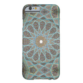 Coque Barely There iPhone 6 Cas en céramique marocain de motif