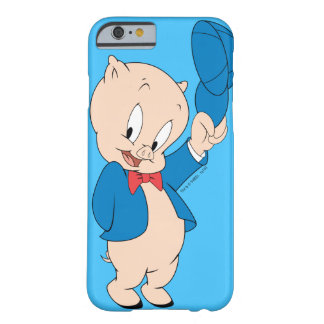 Coque Barely There iPhone 6 Casquette de ondulation gros du porc |